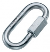 Карабин Camp Oval 10 mm Quick Link Steel